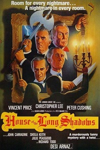 Watch House of the Long Shadows Online Free in HD