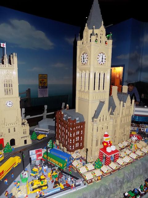 Legoland Discovery Centre, Lego, Miniland, Manchester