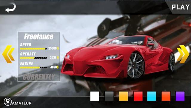 Game Mobil Balap Offline X Drifting APK