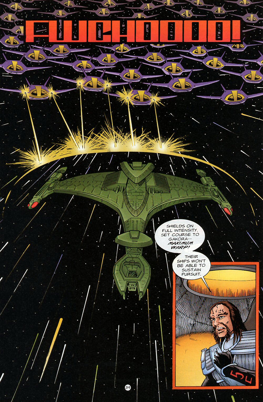 Read online Star Trek: Deep Space Nine - Lightstorm comic -  Issue # Full - 34