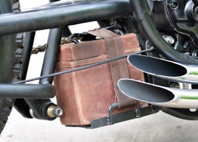 Modifikasi Yamaha XS650 Boober Kemosabe