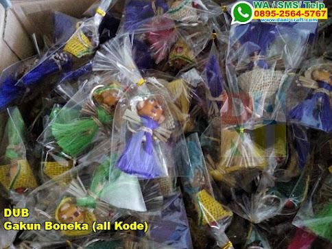 Gakun Boneka All Kode