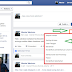 Cara edit status di Facebook