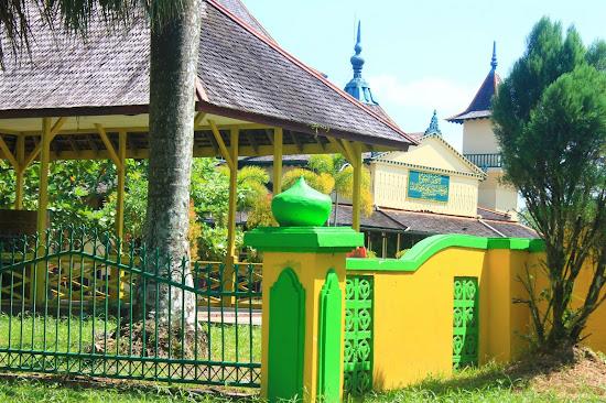 Masjid Jami Keraton Sambas 3 - Catatan Nizwar ID