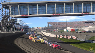 NASCAR Heat 2 PS4 Wallpaper