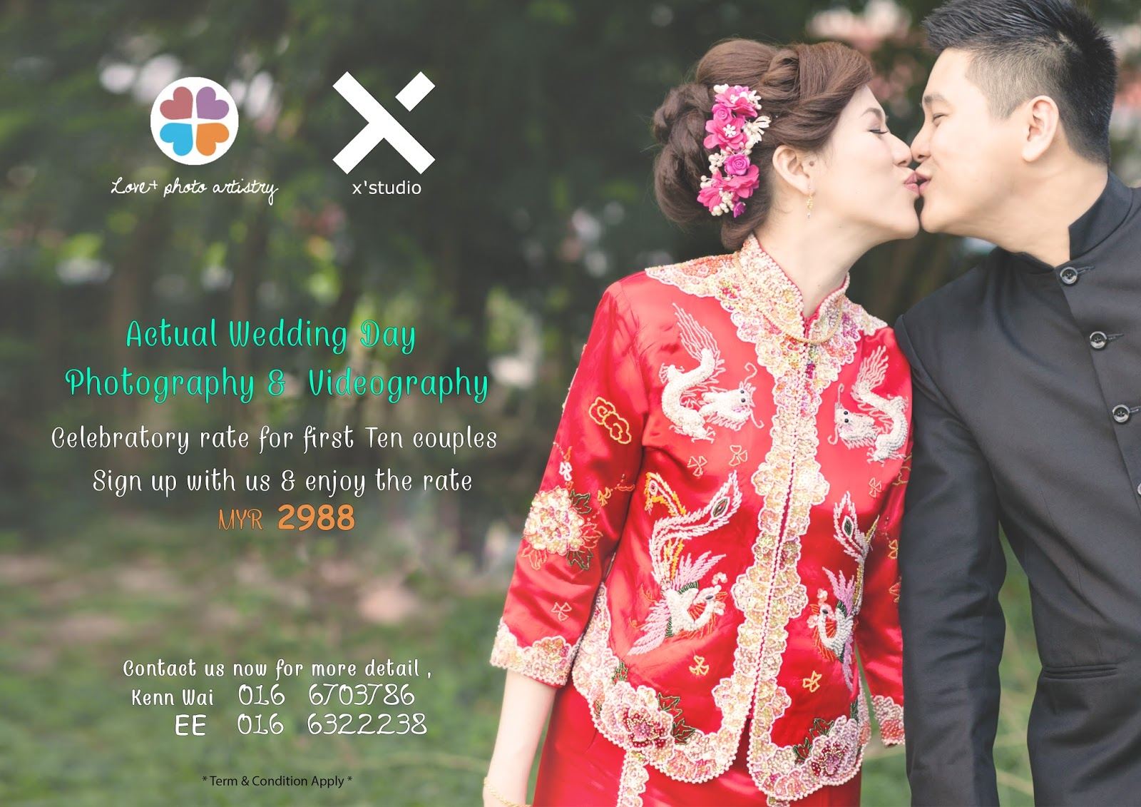 Wedding photography promotion in malaysia — 2