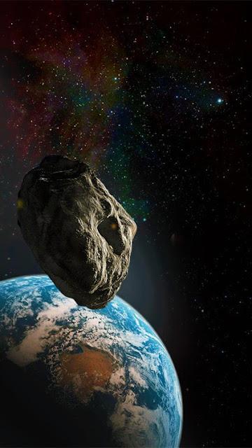 Asteroide, tierra, se acerca, cuba, cuban@s, asere