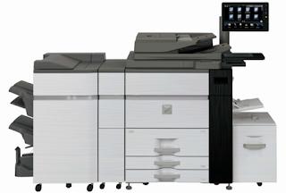 Sharp MX-M1055 Printer Drivers Download