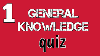 General knowledge quiz, general knowledge question