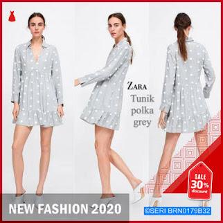 BRN0179B32 Zara Tunik Embos BMGShop