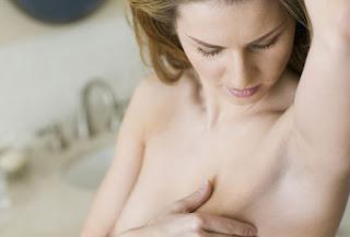 Palpacion para detectar cancer de mama