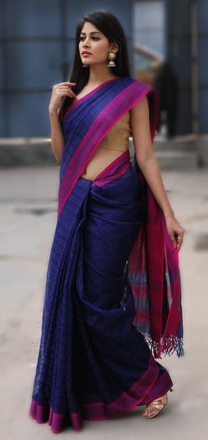 Modern looking saree