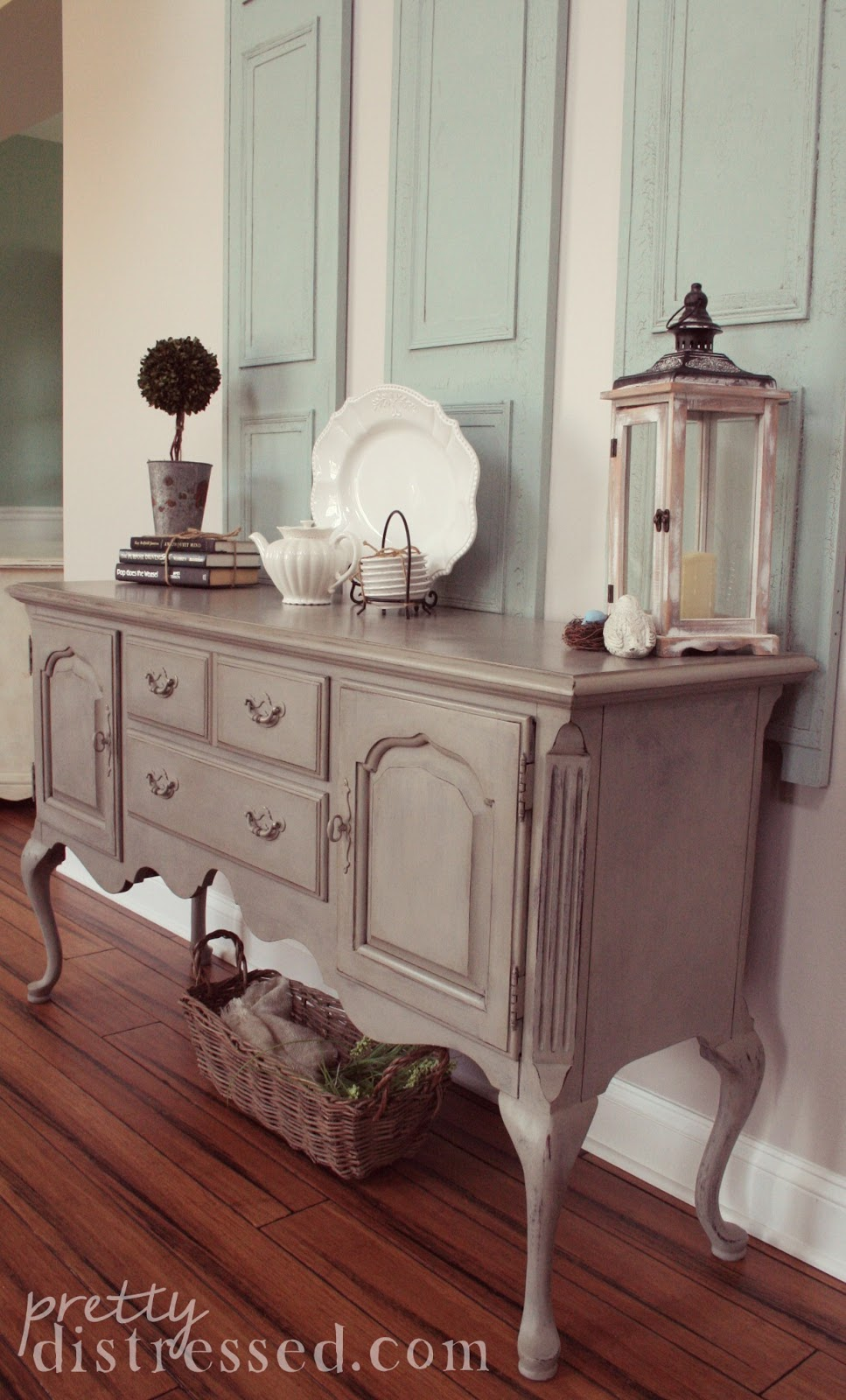Pretty distressed off to market for Sideboard queens
