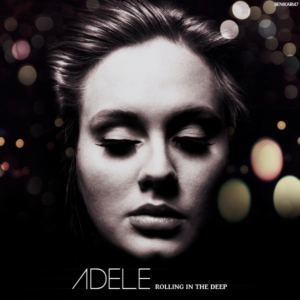 major stars: Adele - Rolling In The Deep