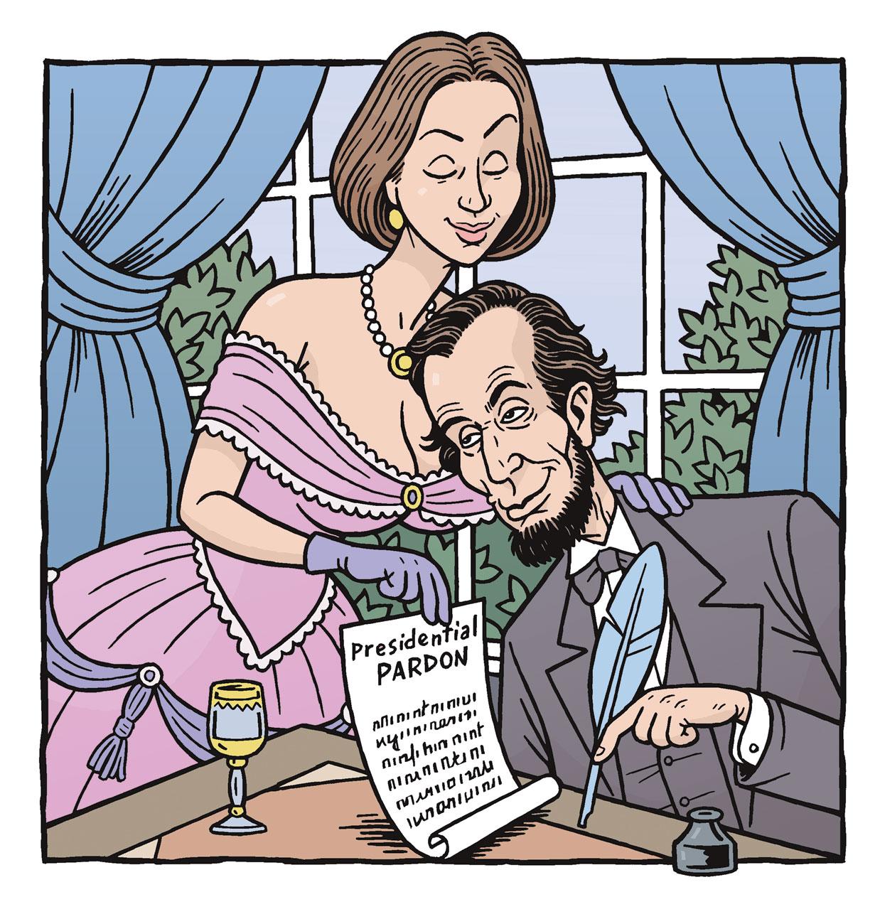 Danny Hellman Illustration Blog Abe Lincoln Illos