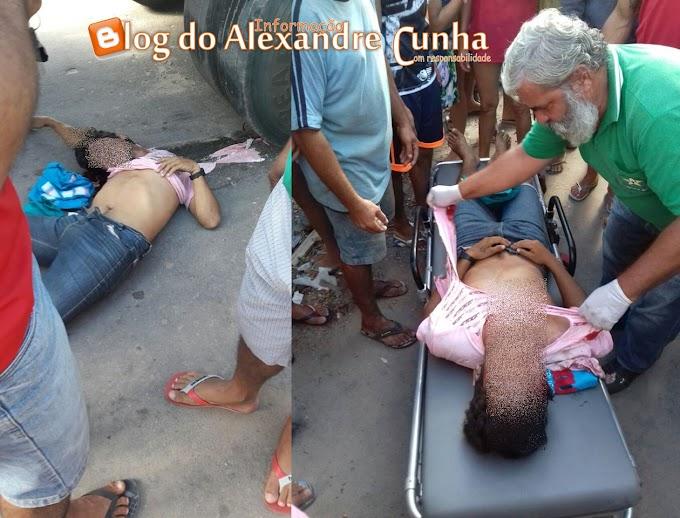 FATAL! Acidente entre moto e caminhão-caçamba deixa uma pessoa morta em Anapurus