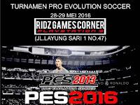 Kompetisi PES 2016 di Bogor Mei 2016