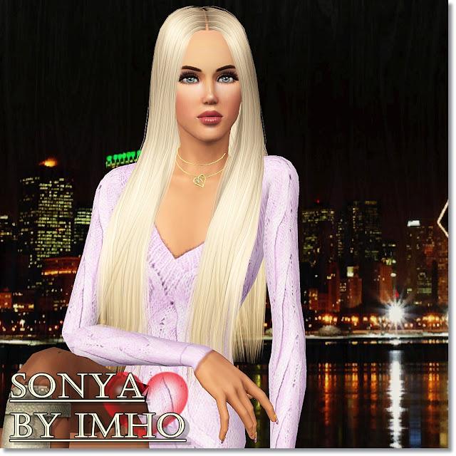 Sims, sims 3, sim, imho, сим, симс 3, персонаж, симочка, имхо, Sonya