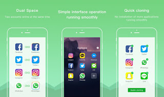 Dual Space Multiple Accounts Parallel APP v2.0.1 Pro Paid APK is Here!