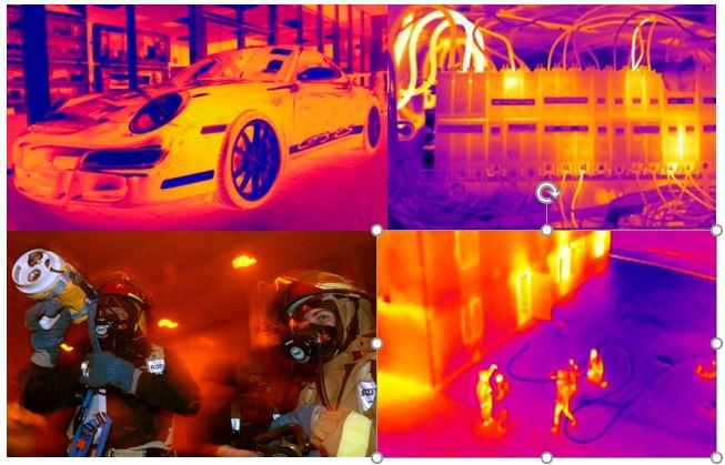 aplikasi thermal imager