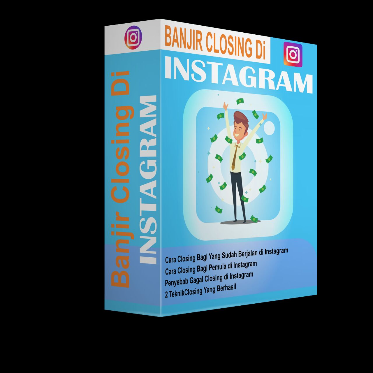 eBook Banjir Closing di Instagram
