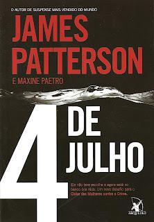 Resenha: 4 de Julho, de James Patterson 7