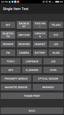27 indikator cara cek kerusakan hp xiaomi