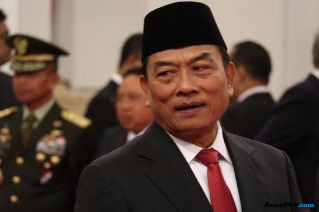 Indonesia Terancam Negara Miskin, Moeldoko: Jangan Ngawur