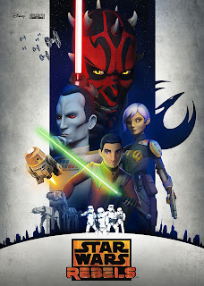 Star Wars Rebels season three promo art and trailer