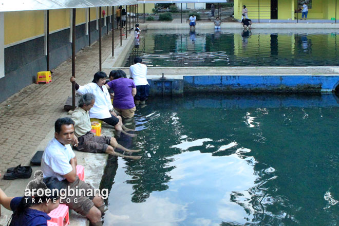 kolam cigugur kuningan