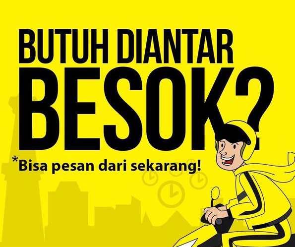 Ojek Motor Makassar