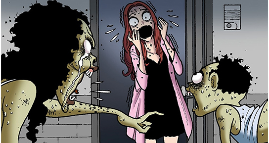 Silent Horror chap 282: Bastard - Đứa con hoang