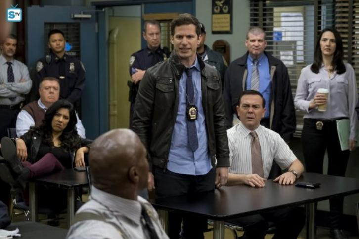 Brooklyn Nine-Nine - Serve & Protect - Review + POLL
