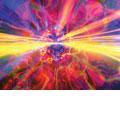 La contemplation ce n'est pas simplement observer quelque chose d'éloignée, mais c'est un toucher de la vision. Où des puissances se croisent avec douceur et joie, ce n'est pas comme un contact charnel et vain, mais un amour divin, diffusant avec pureté des ondes sensibles émanant de sa beauté, qui embrase dans l'intérieur le cœur spirituel.