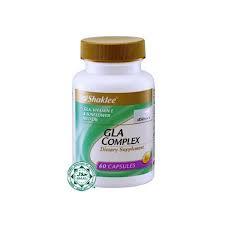 GLA Complex Shaklee dapat membantu mengatasi masalah haid tidak teratur.