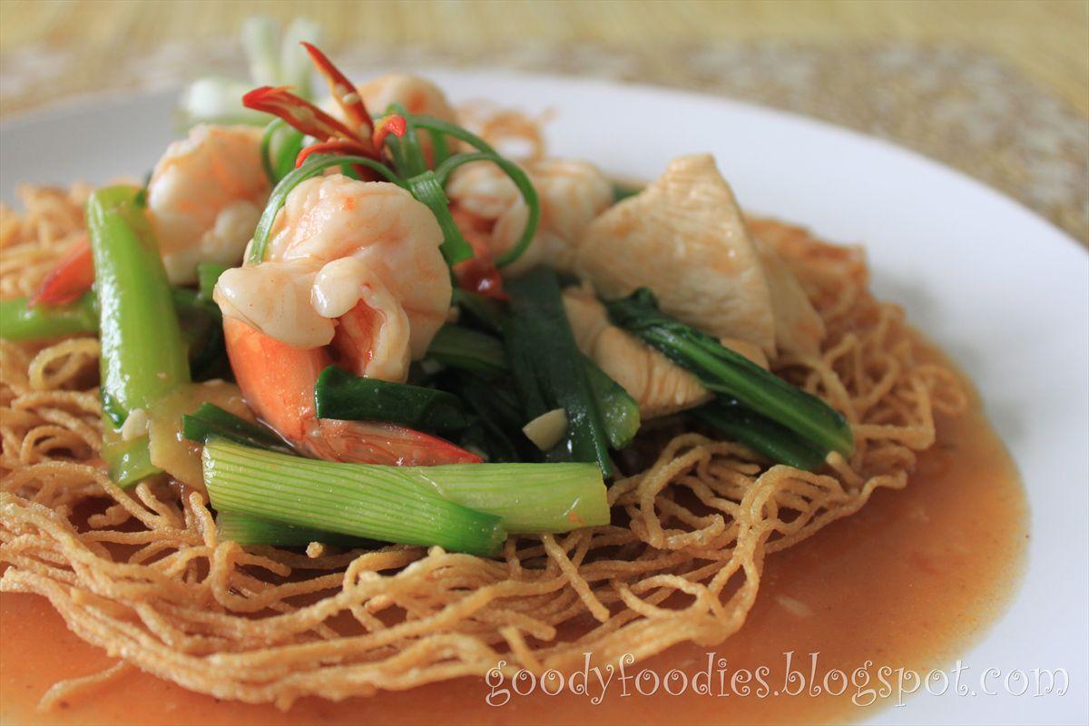 Goodyfoodies Recipe Kuching Tomato Noodles Keo Jiap