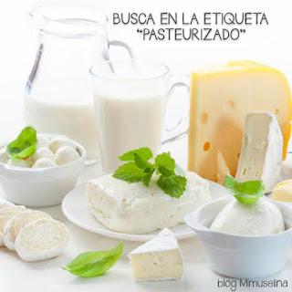 embarazo lácteos pasteurizados mitos alimentación blog mimuselina