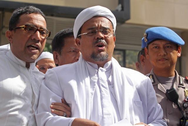 Habib Rizieq jadi tersangka, pengacara: Ini penzholiman