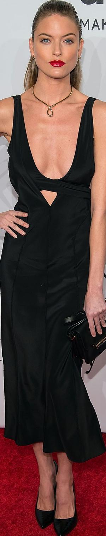 Martha Hunt 2016 amfAR Gala