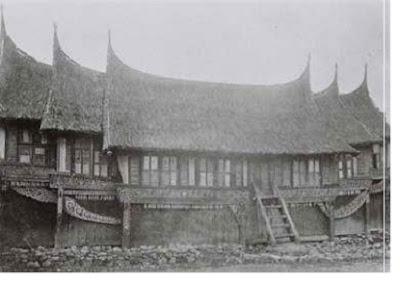 Rumah Gadang Gonjong Anam - pustakapengetahuan.com
