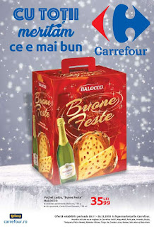 CATALOG Carrefour Craciun decembrie 2018