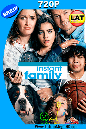 Familia al Instante (2018) Latino HD 720P ()