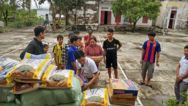 Toàn cảnh lũ lụt tại Ninh Bình và hoạt động cứu trợ tại Thanh Hoá - Ảnh minh hoạ 32