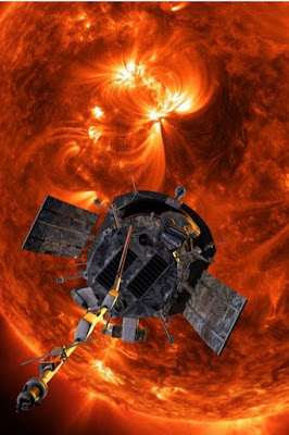 Parker solar probe is going to crash into the sun!
