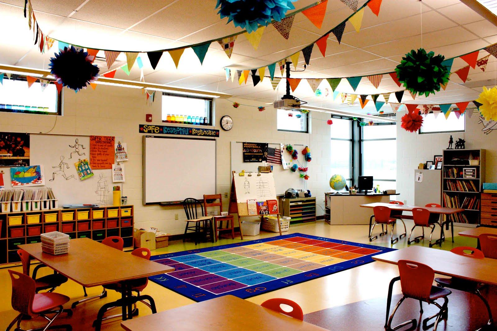 Hiasan Dinding Cara Menghias Kelas