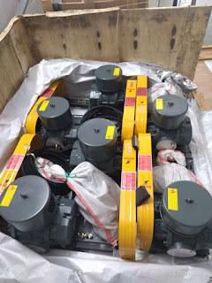 máy thổi khí nhập khẩu từ Hàn Quốc
