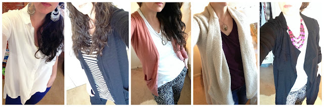 fashion, cobalt denim, tagua nut necklace, orgonite pendant