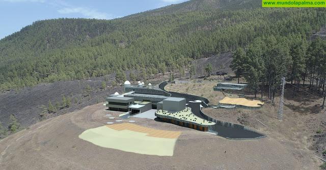 El Cabildo aprueba el proyecto del Centro Ambiental y Recreativo de Mendo