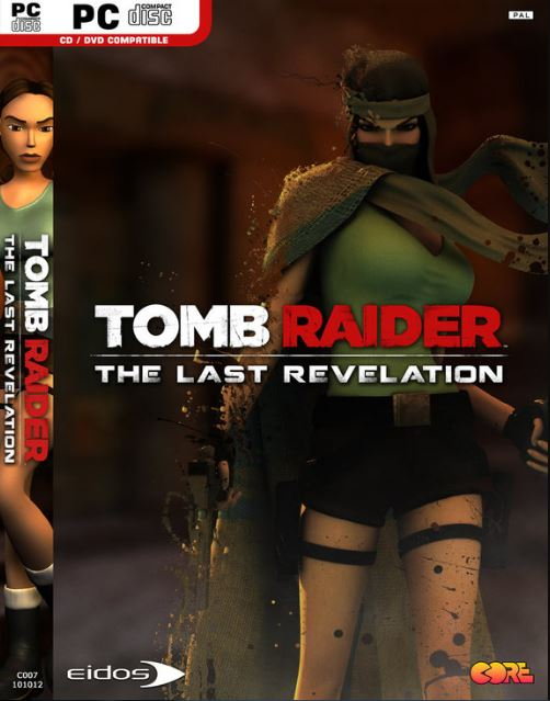 Free Download Tomb Raider 4: The Last Revelation and Bonus level PC - omahunduh.com