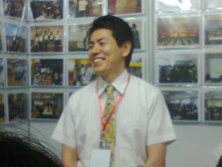 Orang Jepang di Japan Study Fair ITB 2013